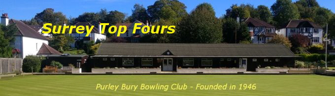 Surrey Top Fours